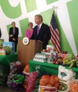 US Food waste target